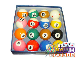 Snooker Balls Darwin