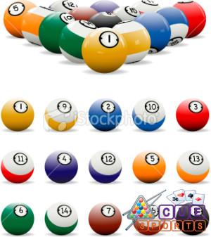 Snooker Balls Perth
